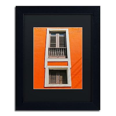 Trademark Fine Art CATeyes 'Old San Juan 6' 11
