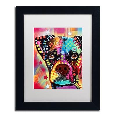 Trademark Fine Art Dean Russo 'Boxer Cubism' 11
