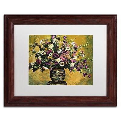 Trademark Fine Art David Lloyd Glover 'Renaissance Still Life' 11