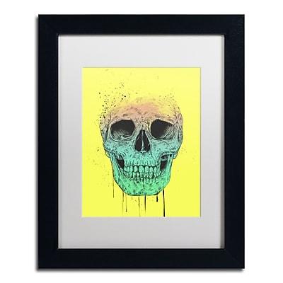 Trademark Fine Art Balazs Solti 'Pop Art Skull' 11