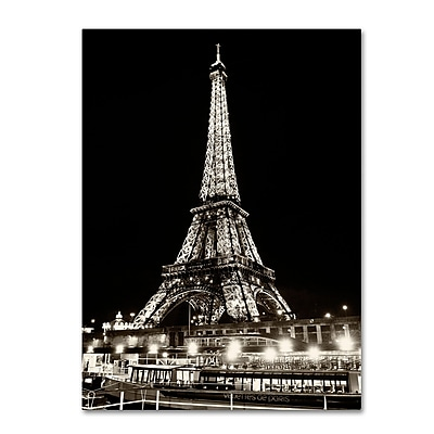 Trademark Fine Art Philippe Hugonnard 'Eiffel Tower Paris' 14