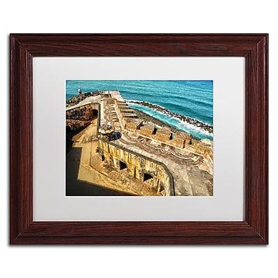 Trademark Fine Art CATeyes 'Castillo San Felipe del Morro 6' 11