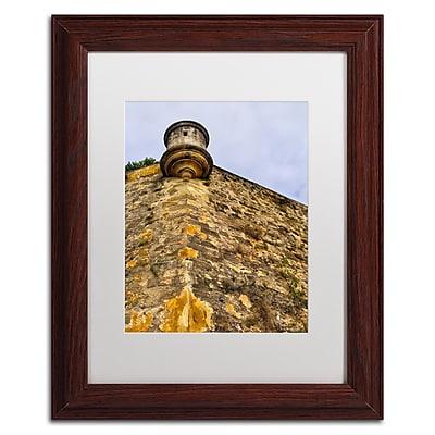 Trademark Fine Art CATeyes 'Castillo San Felipe del Morro 4' 11