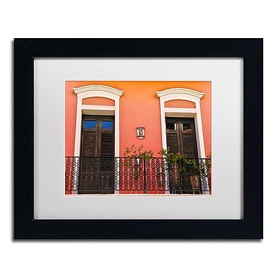 Trademark Fine Art CATeyes 'Old San Juan 15' 11