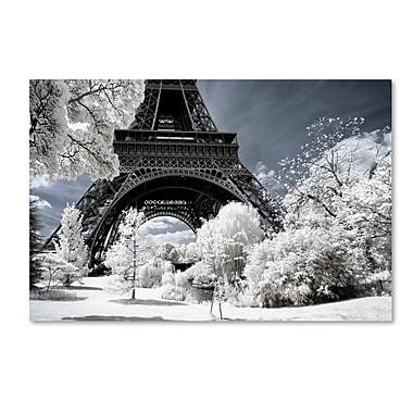 Trademark Fine Art Philippe Hugonnard 'Another Look at Paris VIII' 12