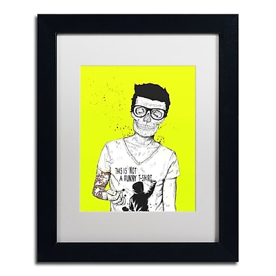 Trademark Fine Art Balazs Solti 'Hipsters Not Dead Color' 11