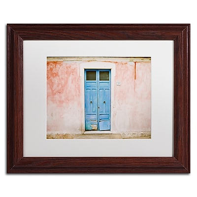 Trademark Fine Art Ariane Moshayedi 'The Blue Door' 11