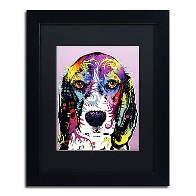 Trademark Fine Art Dean Russo '4 Beagle' 11