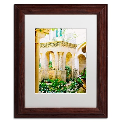 Trademark Fine Art Ariane Moshayedi 'Italian Villa' 11