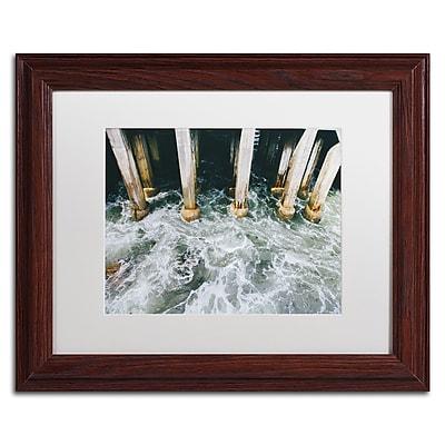 Trademark Fine Art Ariane Moshayedi 'Monterey Pier' 11