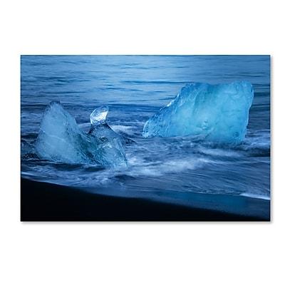 Trademark Fine Art Philippe Sainte-Laudy 'Melting Blue' 12