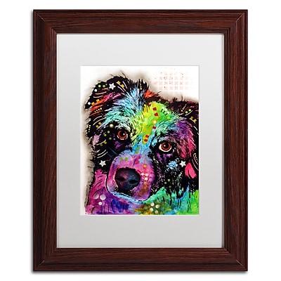 Trademark Fine Art Dean Russo 'Aussie' 11