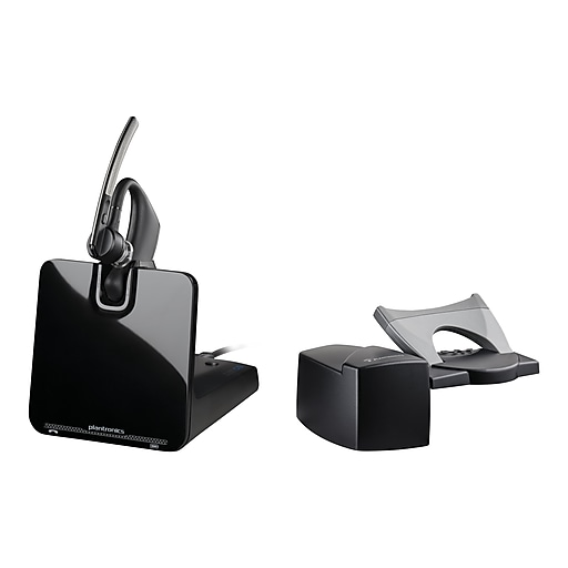 Plantronics Voyager Legend CS 88863-11 Over the Ear Bluetooth Headset,  Black/Silver