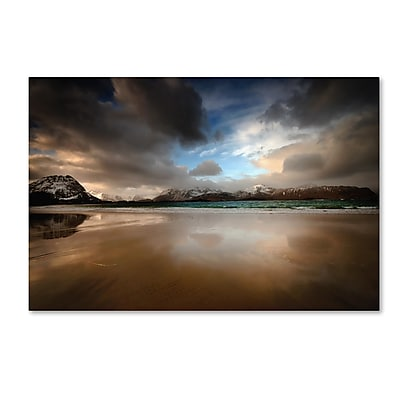 Trademark Fine Art Philippe Sainte-Laudy 'Ramberg Beach' 12