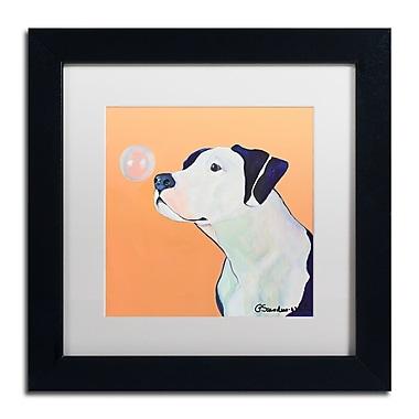 Trademark Fine Art Pat Saunders-White 'Fascination' 11