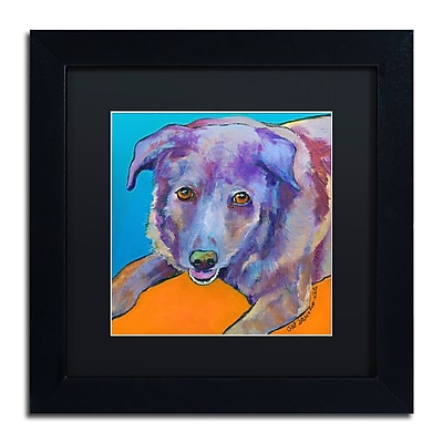 Trademark Fine Art Pat Saunders-White 'Butch' 11