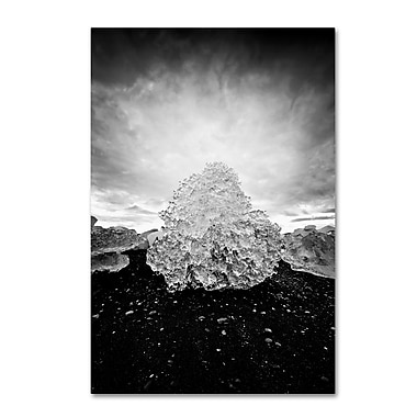 Trademark Fine Art Philippe Sainte-Laudy 'Ice Diamond' 12