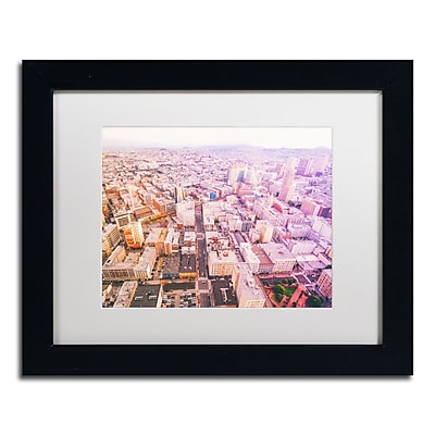 Trademark Fine Art Ariane Moshayedi 'Downtown San Francisco' 11