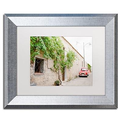 Trademark Fine Art Ariane Moshayedi 'Red Car' 11