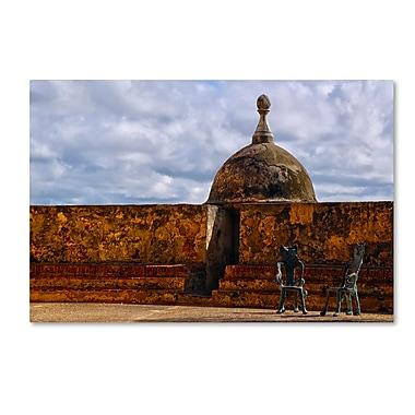 Trademark Fine Art CATeyes 'Castillo de San Felipe del Morro 2' 12
