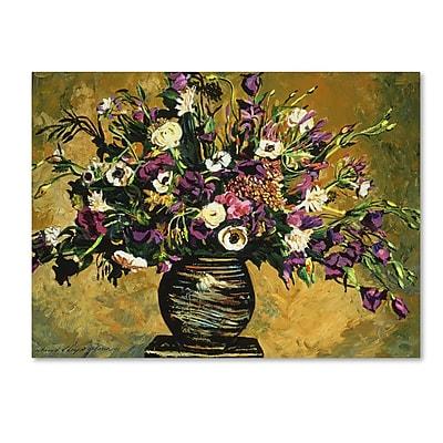 Trademark Fine Art David Lloyd Glover 'Renaissance Still Life' 14