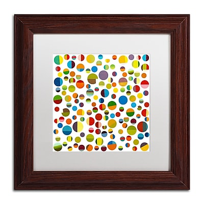 Trademark Fine Art Michelle Calkins 'Found My Marbles 3.0' 11