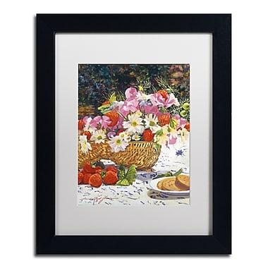 Trademark Fine Art David Lloyd Glover 'The Summer Picnic' 11