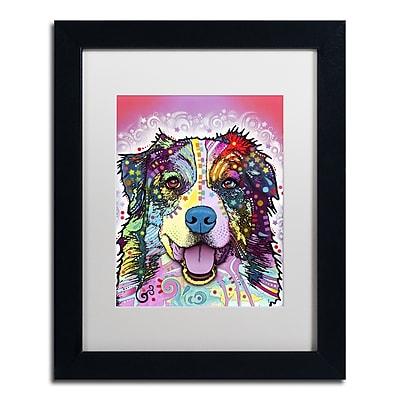 Trademark Fine Art Dean Russo 'Australian Shepherd' 11