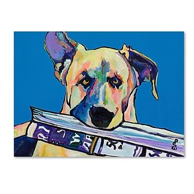 Trademark Fine Art Pat Saunders-White 'Daily Duty' 14