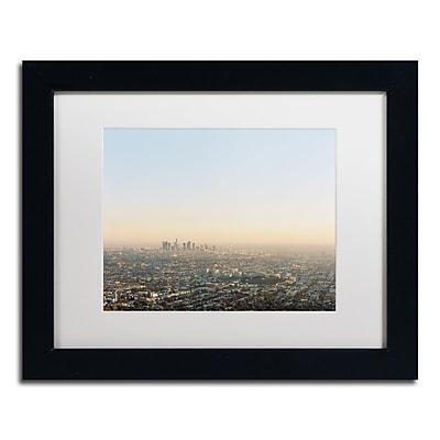 Trademark Fine Art Ariane Moshayedi 'Downtown Los Angeles' 11