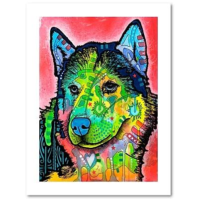 Trademark Fine Art Dean Russo 'Siberian Front' 18