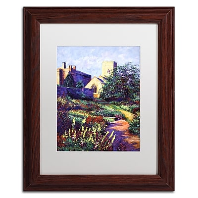 Trademark Fine Art David Lloyd Glover 'Dusk at Sunset' 11