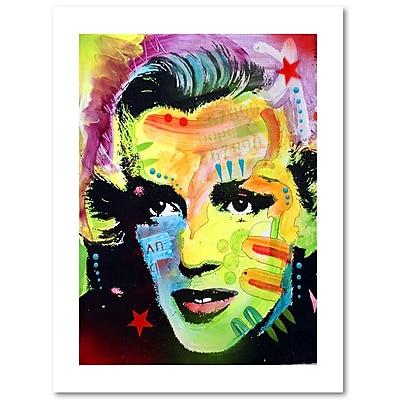 Trademark Fine Art Dean Russo 'Marilyn Monroe I' 18
