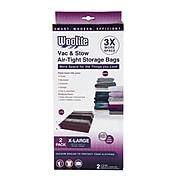 Woolite 2 Piece Air-Tight X-Large Vacuum Storage Bags