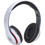 2BOOM HPM380W Mixx Over-Ear Headphones with Microphone (White)