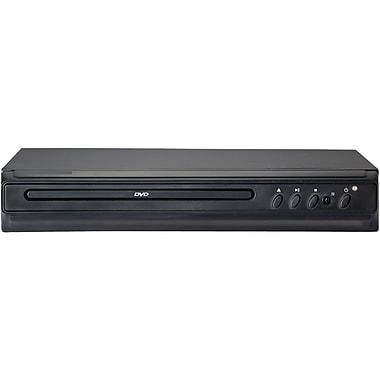 Compact Progressive-Scan DVD Player