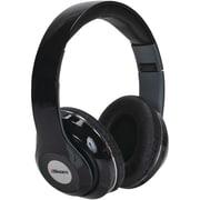 2BOOM HPM380K Mixx Over-Ear Headphones with Microphone (Black)