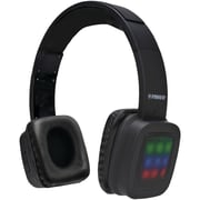 Fisher FBHP950 Solo Party Bluetooth Over-Ear Headphones with Microphone
