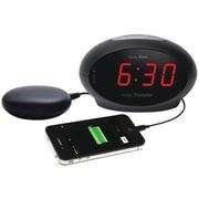 Sonic Alert SBT600ss Sonic Traveler Alarm Clock with Super Shaker