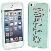 Devicewear SKE-IPH5-MNT iPhone 5 Sketchy Case (Mint)