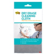 Post-it® Dry Erase Cleaning Cloth, Gray (DEFCLOTH)