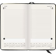 """2020 AT-A-GLANCE 5"""" x 8-1/2"""" Daily Planner Plan. Write. Remember., Black (70-6800-05-20)"""