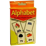 DDI Flash Cards - Alphabet- 52 cards -Pack of 48( DLRDY244242)