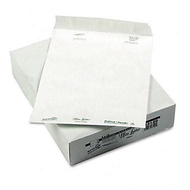 Quality Park White Leather Tyvek Mailer 9 x 12 White 100/box (AZRQUAR3120)