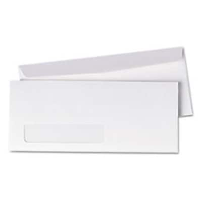 Quality Park Products White Window Contemporary Envelope