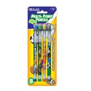 DDI BAZIC Fancy Multi-Point Pencil - 8-Pack Case Of 24( DLRDY240991)