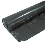 Warp Brothers 20 X 25 6 ML Black Plastic Sheeting (JNSN39823)