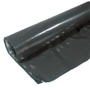 Warp Brothers 10ft. X 25ft. 4 ML Black Plastic Sheeting (JNSN26777)