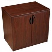 Boss Storage Cabinet- Mahogany (BO410)