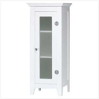 SWM Wood Storage Cabinet With Glass Door (SWM856)